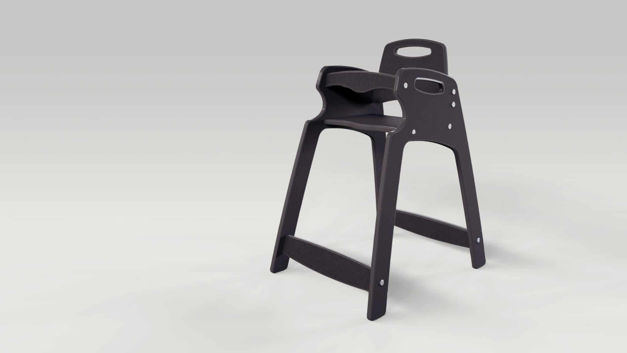 CSL Eco High Chair Single