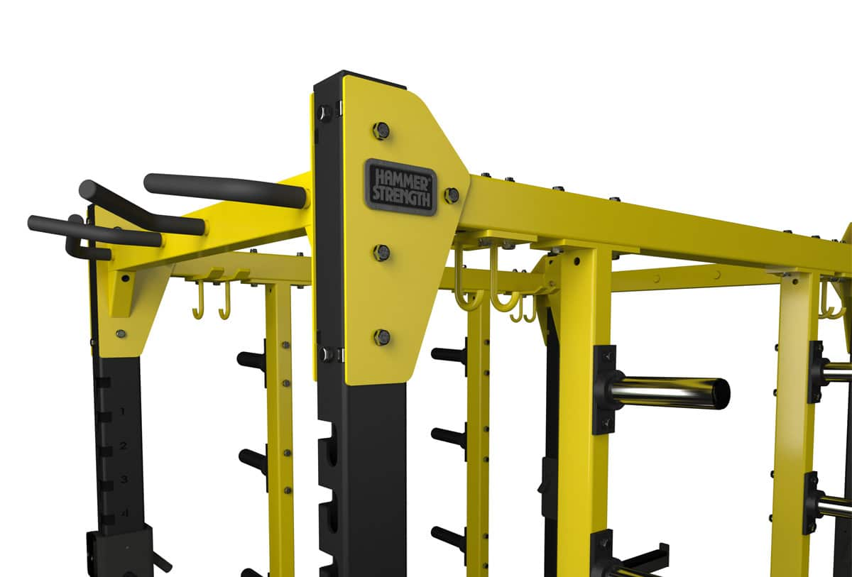 Hammer Strength Elite Power Rack Strength Training