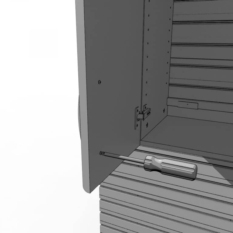 Flowwall Cabinet Assembly Instructions Animation