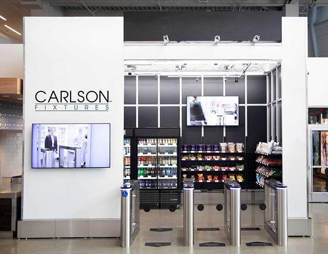 Carlson Fast Retail Golden 1 Center