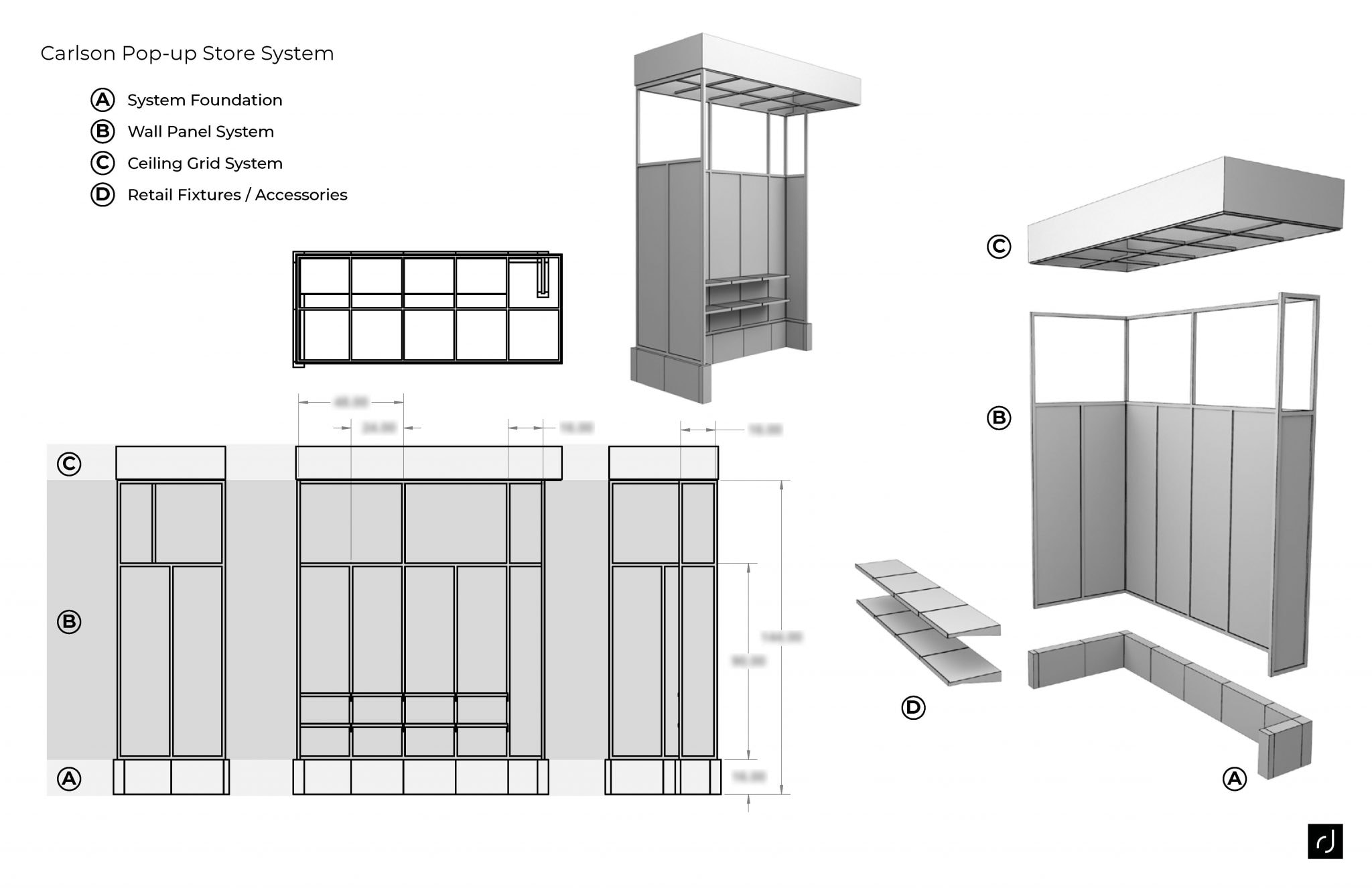 Carlson Popup System Engineering Design For Manufacture