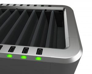 Bretford Manufacturing PowerSync Pro detail virtual still photography